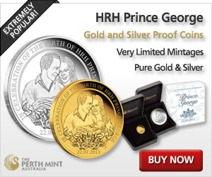 gold coins and silver diamonds